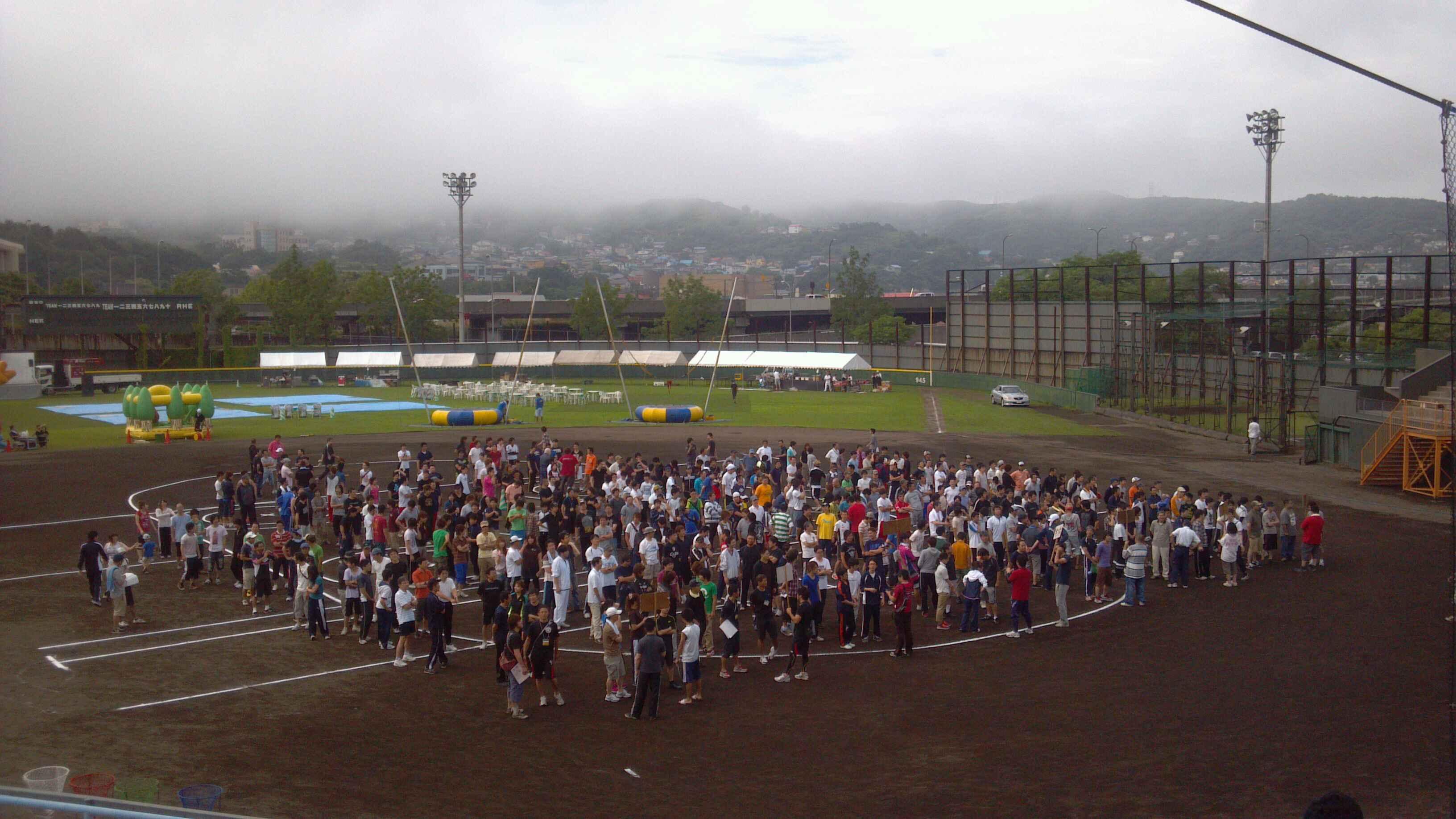 【イベント】2012年の室蘭ファミリーフェスティバル