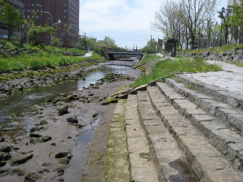 【風景】知利別川の風景
